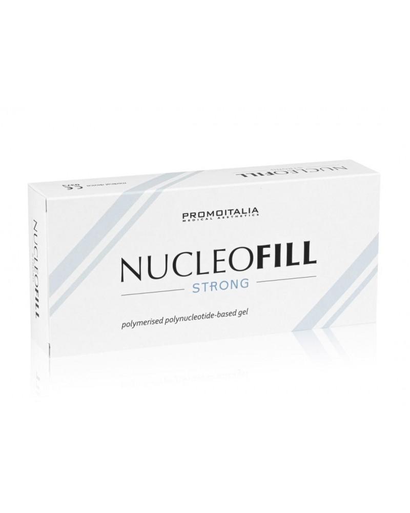 Promoitalia NUCLEOFILL STRONG 1x1,5ml Do głębokiej odnowy biorekonstrukcji skóry