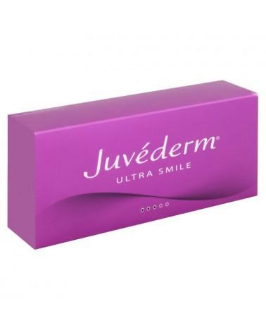 Juvederm Ultra SMILE z lidokainą 2x0,55ml Do modelowania i wypełniania ust