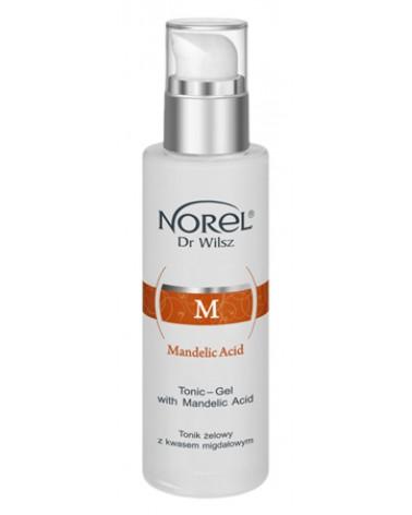 Norel MANDELIC ACID Tonic Gel 500ml Tonik żelowy z kwasem migdałowym. Opakowanie gabinetowe