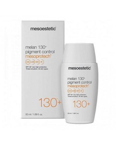 Mesoestetic Mesoprotech MELAN 130+ Pigment Control Fluid 50ml