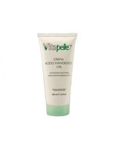Vitapelle Crema Acido MANDELICO 15% 100ml Profesjonalny krem Migdałowy