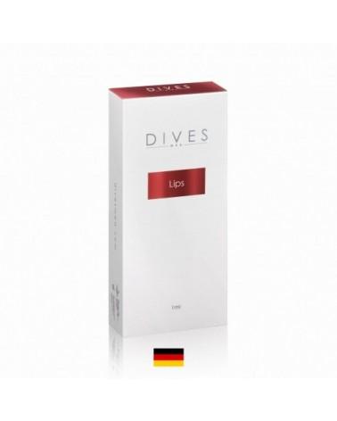 Dives Med LIPS 1x1ml