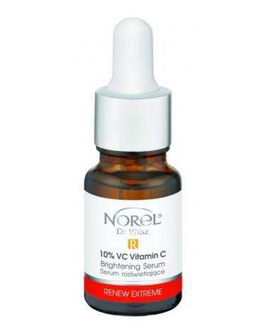 Norel RENEW  EXTREME - 10% Vitamina C - Profesjonalne Serum Rozjaśniające 10ml