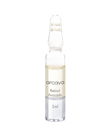 Arcaya RETINOL i AVOCADO 5x2ml Całe opakowanie