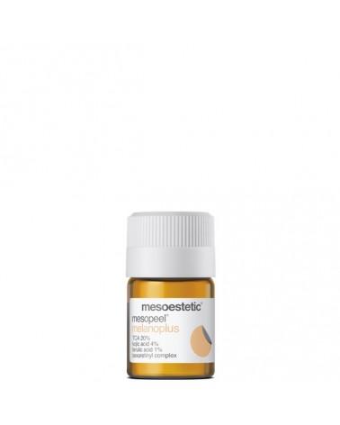 Mesoestetic Mesopeel MELANOPLUS 5x5ml Peeling Dermatologiczny - przebarwienia, plamy starcze