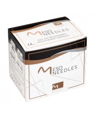 Medical Brokers Meso Needles Igły do mezoterapii 30G 0,3x12mm 100 sztuk - całe opakowanie