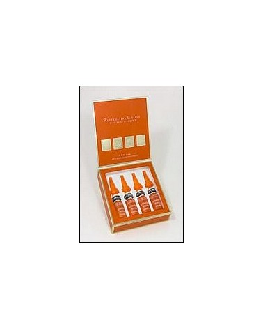 Leim Ampułki ALTERNATIVE C VIALS 4 x 8 ml Aktywny Koncentrat Czystej Wit. C